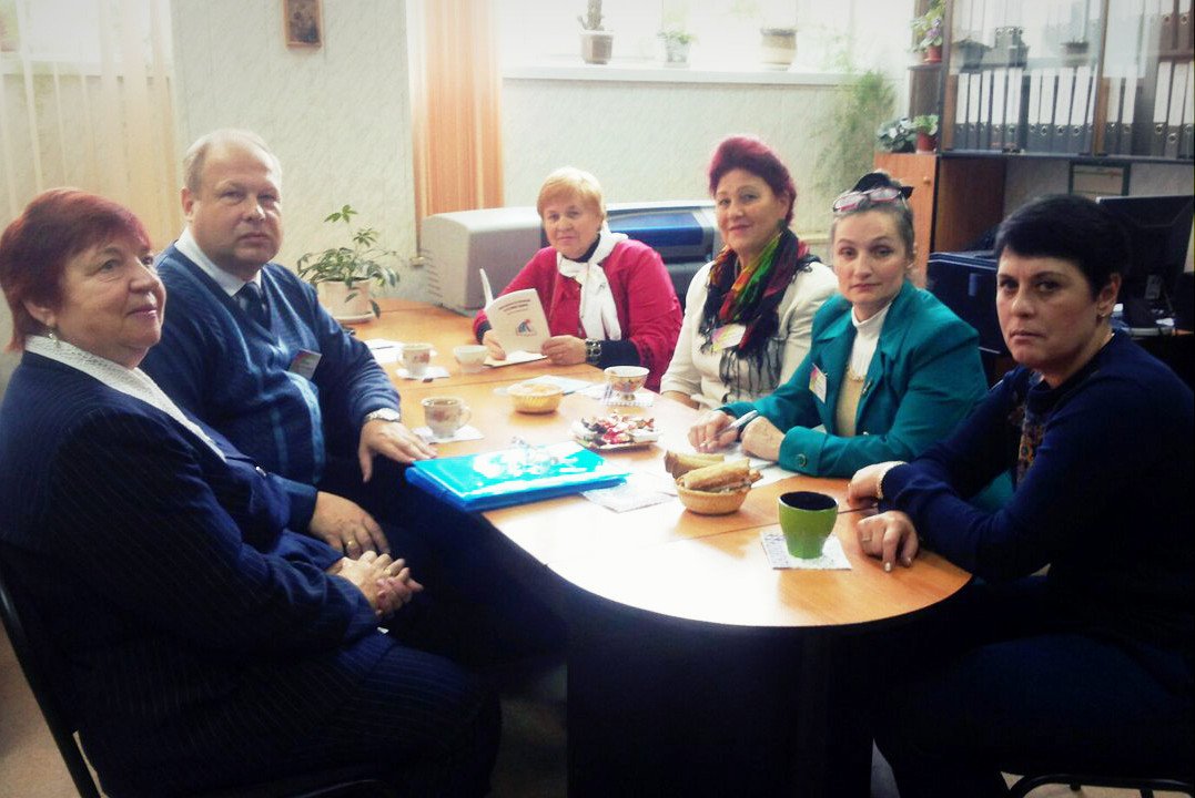 Члены союза писателей Воинское содружество